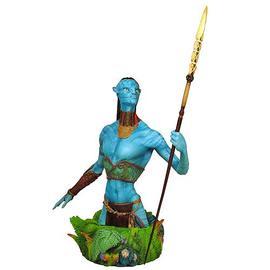 Avatar - Tsu Tey Mini Bust