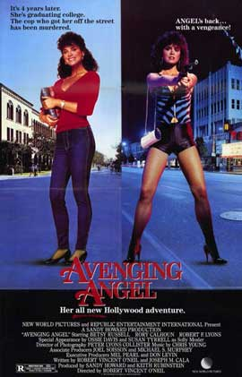 Avenging Angel - 11 x 17 Movie Poster - Style A