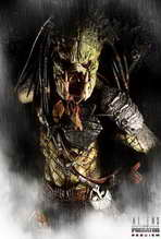 AVPR: Aliens vs Predator - Requiem - 27 x 40 Movie Poster - Style C