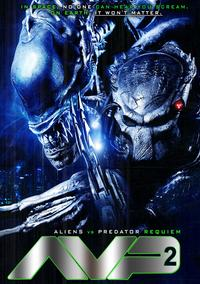 AVPR: Aliens vs Predator - Requiem - 27 x 40 Movie Poster - Style J