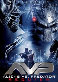 AVPR: Aliens vs Predator - Requiem - 27 x 40 Movie Poster - Style K