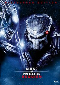 AVPR: Aliens vs Predator - Requiem - 27 x 40 Movie Poster - Style M