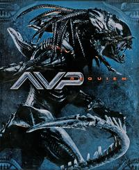 AVPR: Aliens vs Predator - Requiem - 27 x 40 Movie Poster - Style D