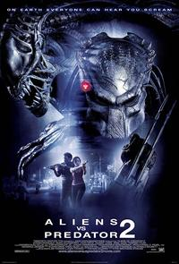 AVPR: Aliens vs Predator - Requiem - 27 x 40 Movie Poster - Style A