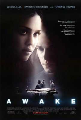 Awake - 11 x 17 Movie Poster - Style A