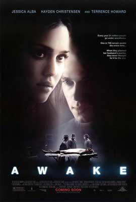 Awake - 27 x 40 Movie Poster - Style A
