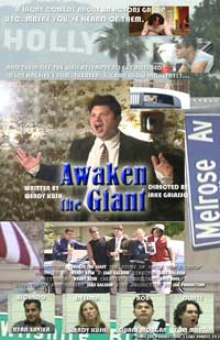 Awaken the Giant - 43 x 62 Movie Poster - Bus Shelter Style A