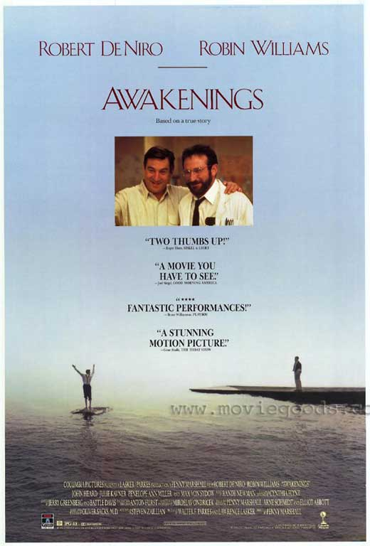 Essays on the movie awakenings