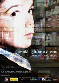 Awaking from a Dream - 11 x 17 Movie Poster - UK Style A