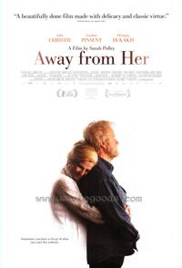 Away From Her - 43 x 62 Movie Poster - Bus Shelter Style A
