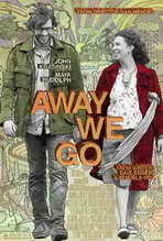 Away We Go - 27 x 40 Movie Poster - Style A