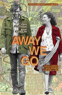 Away We Go - 43 x 62 Movie Poster - Bus Shelter Style A