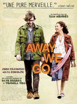Away We Go - 11 x 17 Movie Poster - French Style A