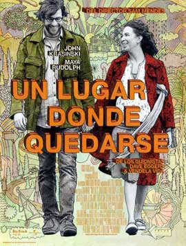 Away We Go - 27 x 40 Movie Poster - Spanish Style A