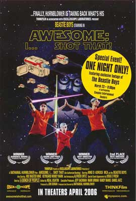 Awesome; I... Shot That! - 27 x 40 Movie Poster - Style A
