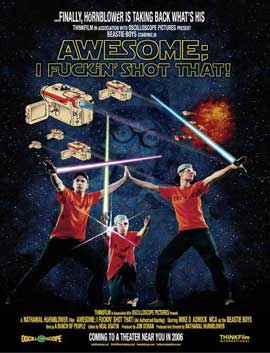 Awesome; I... Shot That! - 27 x 40 Movie Poster - Style B