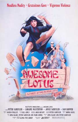 Awesome Lotus - 27 x 40 Movie Poster - Style A