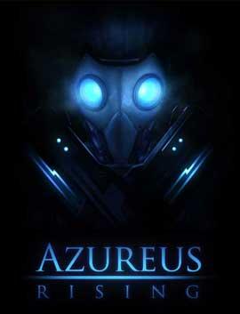Azureus Rising - 11 x 17 Movie Poster - Style A