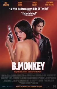 B. Monkey - 11 x 17 Movie Poster - Style A