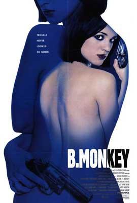 B. Monkey - 11 x 17 Movie Poster - Style B