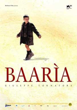Baaria - La porta del Vento - 27 x 40 Movie Poster - Italian Style A