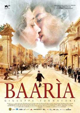 Baaria - La porta del Vento - 27 x 40 Movie Poster - Spanish Style A