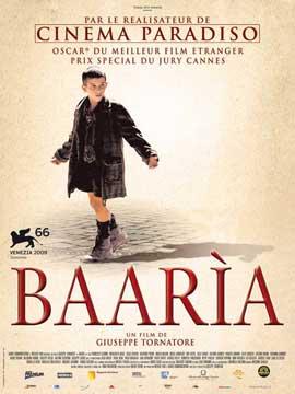 Baaria - La porta del Vento - 11 x 17 Movie Poster - French Style A