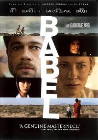 Babel - 43 x 62 Movie Poster - Bus Shelter Style B