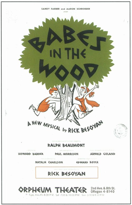 Babes in the Wood movie