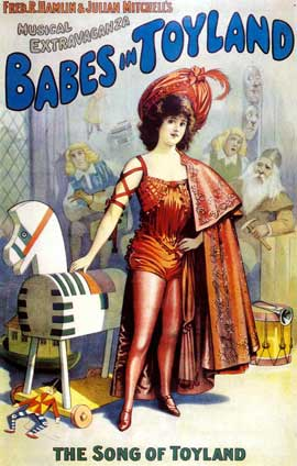 Babes In Toyland (Broadway) - 14 x 22 Poster - Style A