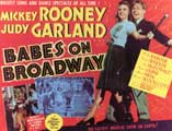 Babes on Broadway - 11 x 14 Movie Poster - Style A