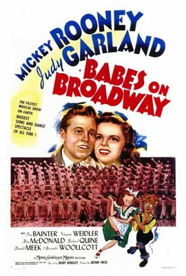 Babes on Broadway - 27 x 40 Movie Poster - Style A