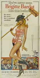 Babette Goes To War - 20 x 40 Movie Poster - Style A