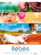Babies - 11 x 17 Movie Poster - French Style A