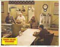 Baby Blue Marine - 11 x 14 Movie Poster - Style B