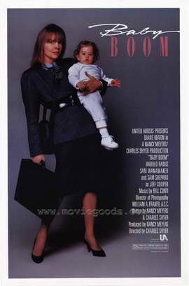 Baby Boom - 27 x 40 Movie Poster - Style A