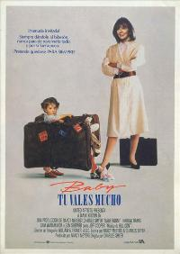 Baby Boom - 11 x 17 Movie Poster - Spanish Style A