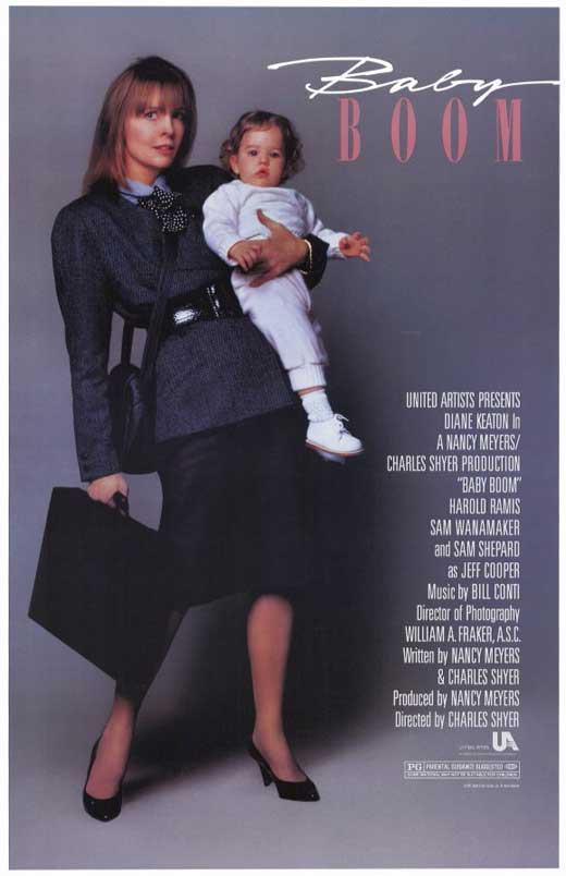 Baby Boom Movie Posters From Movie Poster Shop