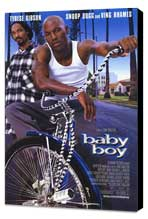 Baby Boy - 27 x 40 Movie Poster - Style A - Museum Wrapped Canvas