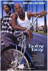 Baby Boy - 43 x 62 Movie Poster - Bus Shelter Style A