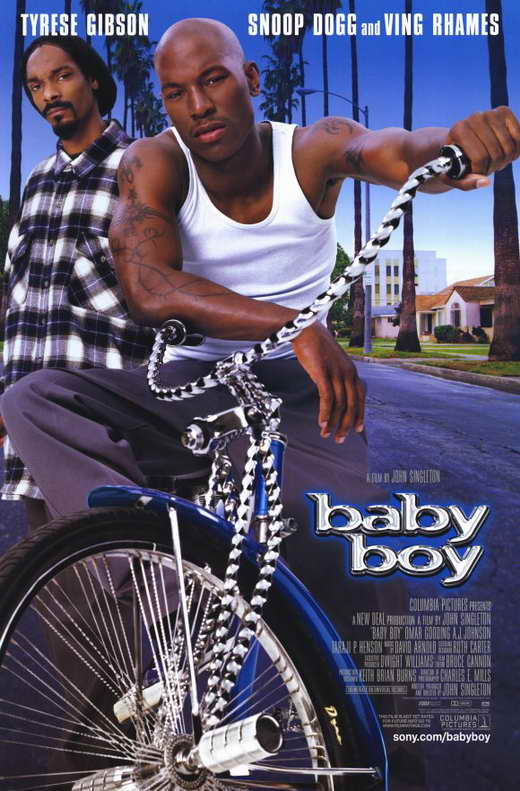 Baby Boy Movie Posters From Movie Poster Shop