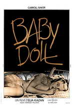 Baby Doll - 27 x 40 Movie Poster - French Style A