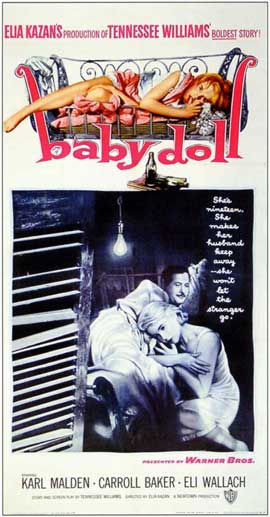 Baby Doll - 11 x 17 Movie Poster - Style B