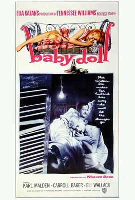 Baby Doll - 27 x 40 Movie Poster - Style B