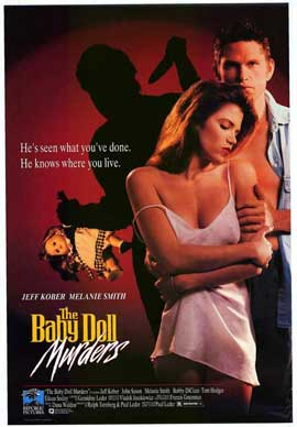 The Baby Doll Murders - 27 x 40 Movie Poster - Style A