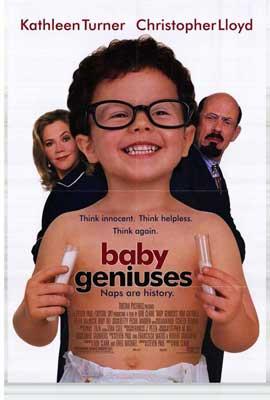 Baby Geniuses - 27 x 40 Movie Poster - Style B