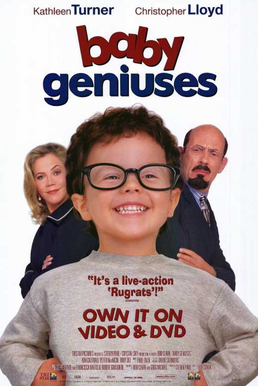 baby geniuses movie posters from movie poster shop