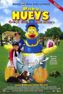 Baby Huey's Great Easter Adventure - 11 x 17 Movie Poster - Style A