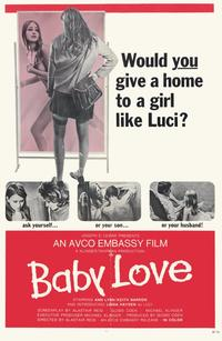 Baby Love - 11 x 17 Movie Poster - Style A
