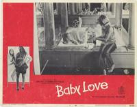 Baby Love - 11 x 14 Movie Poster - Style E